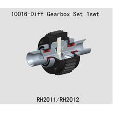 Diferential complet VRX Bullet 2WD