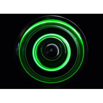 Disc-uri cu LED pentru automodele RC drift-hex 12mm,culoare Verde