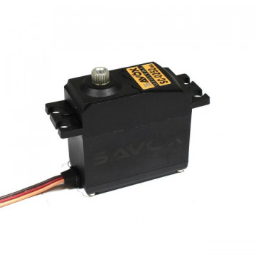 Servo digital waterproof SAVOX SW-0252MG  10.5KG 0.19s/5 @ 6.0V