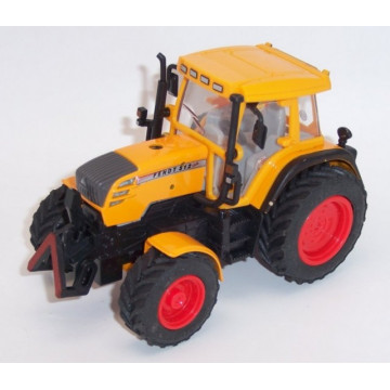Tractor Farmer de metal, scara  1:32,Portocaliu