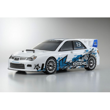 Automodel electric Rally 1/10 KYOSHO EP FAZER VE-X 2006 Subaru Impreza KX1