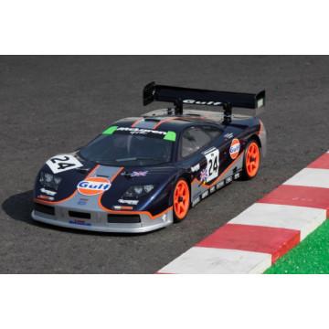 Automodel termic 1/10 Fazer GP McLaren GTR F1 Gulf 2.4GHz 4WD