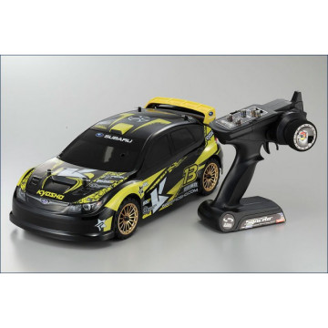 Automodel electric Rally 1/10 KYOSHO EP FAZER VE-X Subaru Impreza KX2