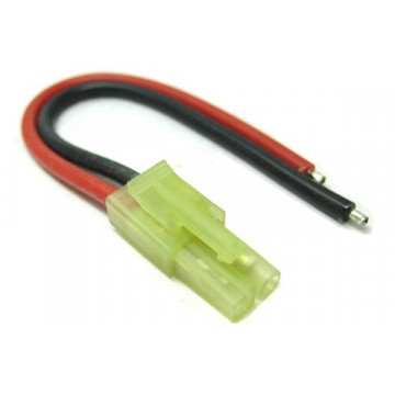 Cablu 18 Awg cu mufa mini Tamiya Tata