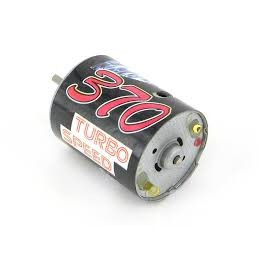 Motor electric seria 370 brushed pentru masini cu telecomanda