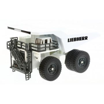 Macheta Camion basculanta cariera Liebher T264 scara 1:87, SIKU
