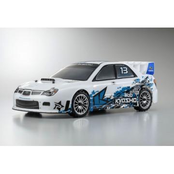 Automodel electric Rally 1/10 KYOSHO EP FAZER VE-X 2006 Subaru Impreza KX1