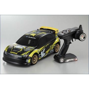 Automodel electric Rally 1/10 KYOSHO EP FAZER VE-X Subaru Impreza KX2