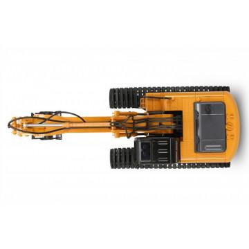 Excavator Graifer cu telecomanda HUINA , scara 1/14 2.4Ghz -16 Functii