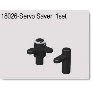 Servo Saver pentru VRX Dart XB 1/18 Brushed/Brushless