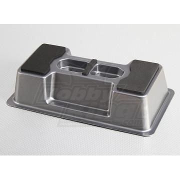Stand de lucru pentru automodele -material plastic,culoare Titan