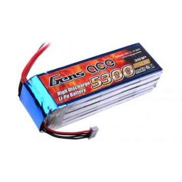 Acumulator LiPo GENS ACE 11.1V 5300 mAh  30C 3S1P