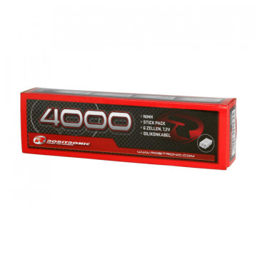 Acumulator Nimh 7.2 V 4000 mah pentru masini cu telecomanda si navomodele2