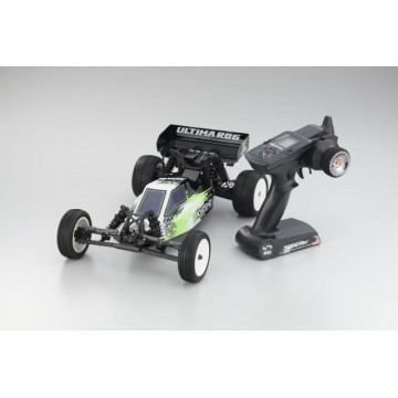Automodel electric Kyosho ULTIMA RB6 RTR brushless, clasa 1/10 2wd