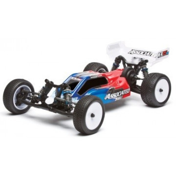 Automodel Team Associated RC10B5 Buggy 2WD, scara 1/10, Kit de competitie