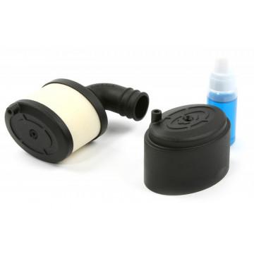 Fastrax Filtru de Aer pentru Automodele nitro1/8, negru