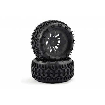 Roti Monster Truck/Truggy 1/10, hex 12mm -Fastrax Klaxon