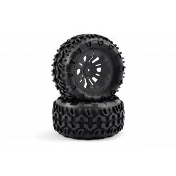 Roti Monster Truck/Truggy 1/10, hex 12mm -Fastrax Klaxon