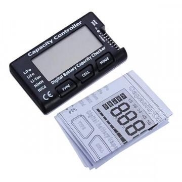 Tester digital de acumulatori  Cellmeter-7 Lipo/Life/Li-ion/Nimh/Nicd cu Alarma