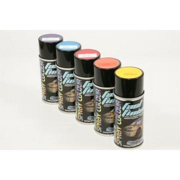 Vopsea Spray pentru Lexan - Portocaliu Fosforescent 150ml