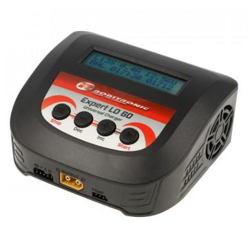Incarcator Profesional Robitronic LD60 Pentru Acumulatori LiPo/LiFe/Nimh
