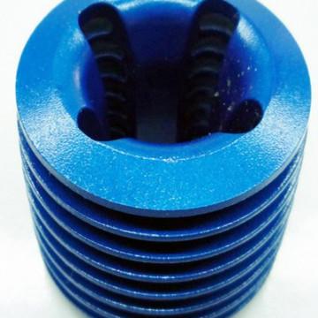 Cap piston pentru motoare termice GO.18, culoare albastra