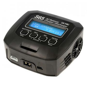 Incarcator Acumulatori Lipo SKYRC S65 - Nimh Pb LiFe 65W 220V
