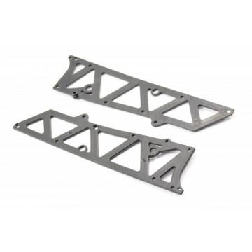 Placi laterale sasiu pentru automodelul FTX Surge