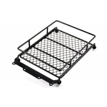 Portbagaj metalic 10x15cm scara 1/10 pentru automodele crawler-scale