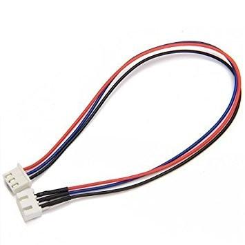 Cablu prelungire egalizare cu mufa tip JST-XH 2S 20cm