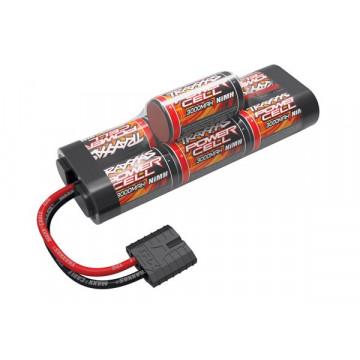 Acumulator 8.4V Nimh 3000 mah Traxxas cu iD connector- hump