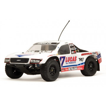 """Automodel electric Team Associated SC10RS Brushless 2WD RTR 2.4Ghz """"Lucas Oil"""" scara 1/10"""