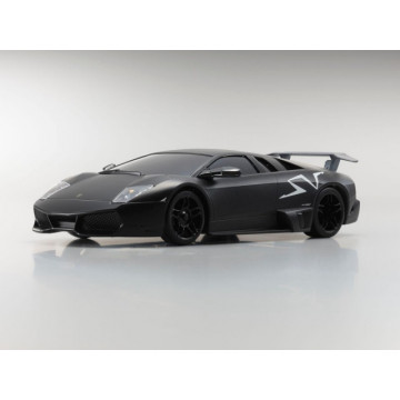 Automodel Kyosho Mini-Z MR-03 R/S Lamborghini Murcielago LP670-4, culoare neagra