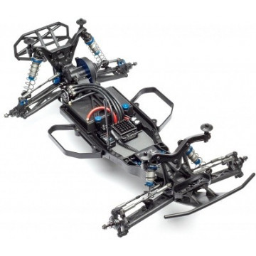 Automodel TEAM ASSOCIATED SC5M Short-Course-Truck Mid-Motor 2WD, Kit Competitie