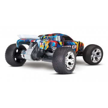 Automodel Traxxas Rustler 2WD Electric RTR TQ