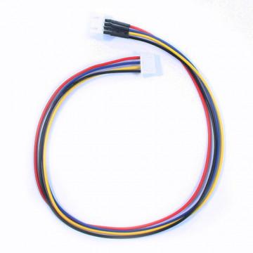 Cablu prelungire balansare cu mufa tip JST-XH 3S 30cm