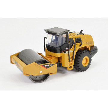 Macheta Tractor Compactor diecast Huina, scara 1/50