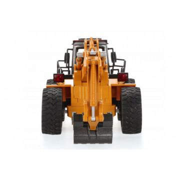 Tractor excavator cu telecomanda, scara 1/18 2.4Ghz -6 Functii