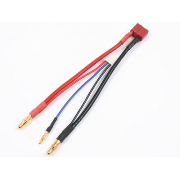 Cablu incarcare cu egalizare pentru acumulatori LiPo 2S