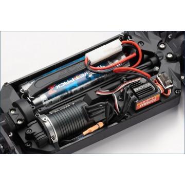 Automodel electric Rally 1/10 KYOSHO EP FAZER VE Porcshe 918 Spyder Weissach