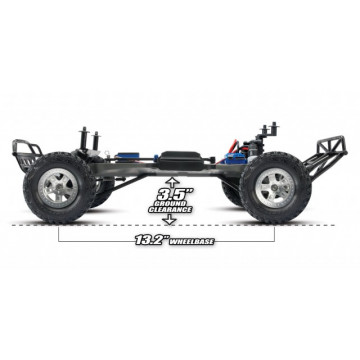 Automodel Traxxas Slash 2wd 58024 5