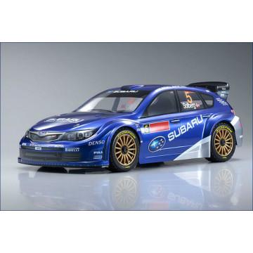 Automodel Kyosho DRX Subaru Impreza WRC 2008 KT-200 1/9 Rally RTR