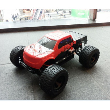 Automodel LC Racing Monster Truck Brushed, scara 1/14 RTR 2.4Ghz