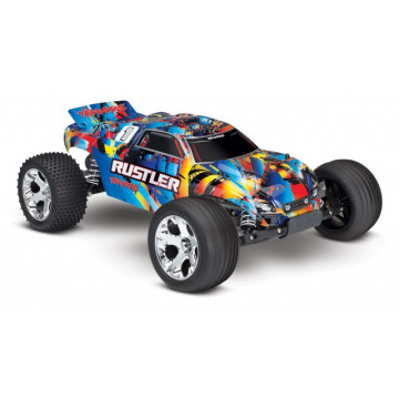 Automodel Traxxas Rustler 2WD Electric RTR TQ