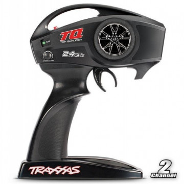 Masina cu telecomanda Traxxas Rustler 4x4 RTR