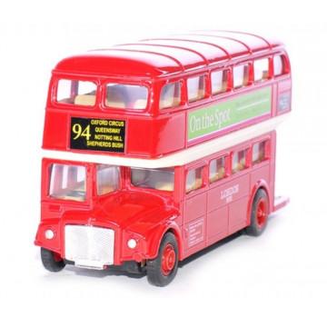 Macheta diecast Autobuz Londonez, Welly