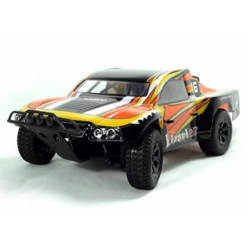 Masina cu telecomanda HSP Racing Desert SCT 1/18 RTR 2.4Ghz portocaliu