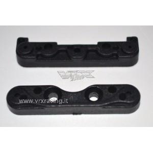 Set Suporti bascule fata pentru VRX Dart XB  1/18 Brushed/Brushless