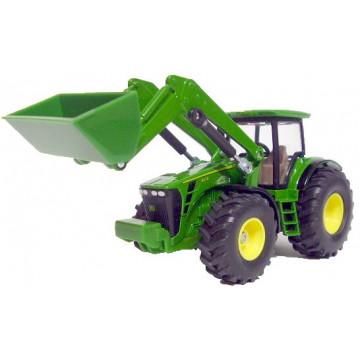Macheta Tractor John Deere 8530, SIKU, scara 1:50