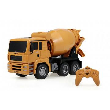 Camion cu telecomanda Cifa Huina 1/18, 2.4Ghz RTR,6 Functii